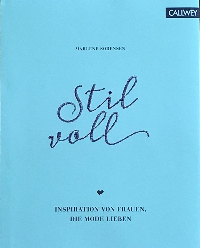 Modebuch, Modeliteratur, Stilvoll, Rezension, Modeflüsterin