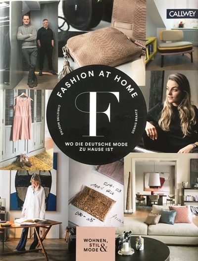 Rezension Mode-Buch Fashion at Home - Modeflüsterin