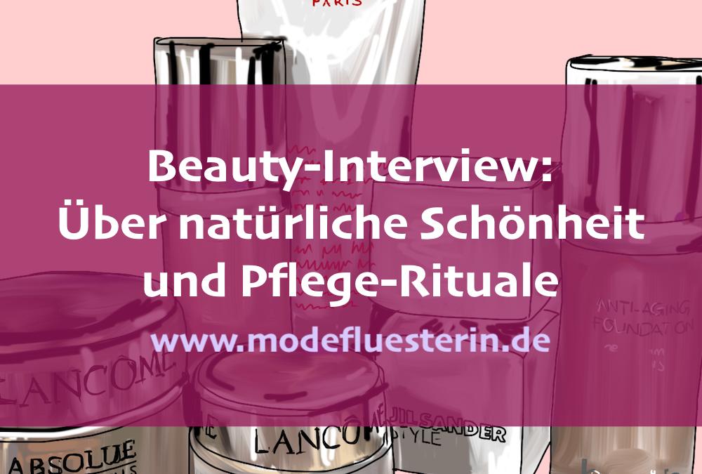 Über natürliche Schönheit und eine Checkliste für Pflege-Routinen für Frauen über 40