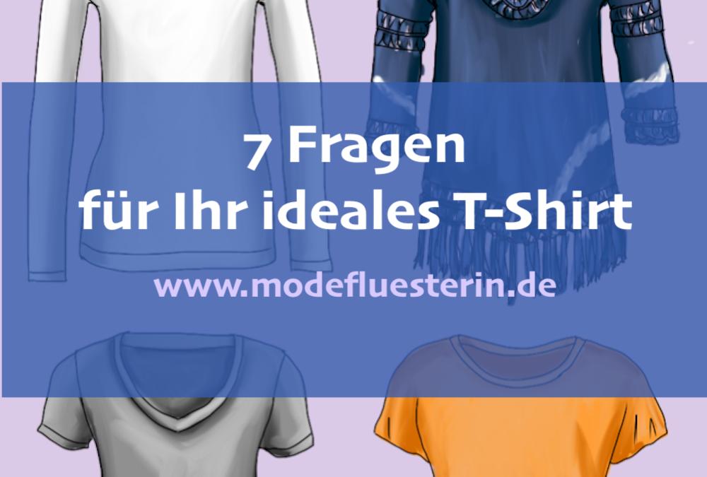 Das perfekte T-Shirt: So finden Sie das ideale T-Shirt für Ihre Figur und Ihren Stil, Figu