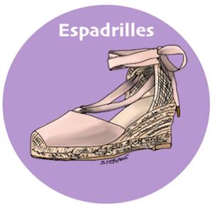 Trendy und bequeme Sommer-Schuhe: Espadrilles