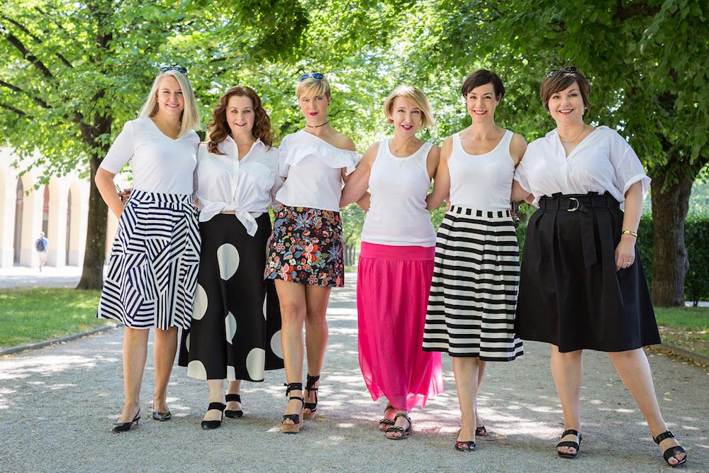Die Ladybloggers - Bloggerinnen für Fashion, Lifestyle und Beauty für Frauen über 40