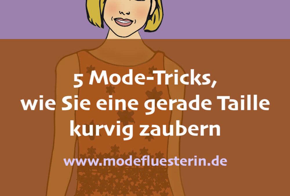 5 Mode-Tricks, wie Sie eine gerade Taille kurvig zaubern