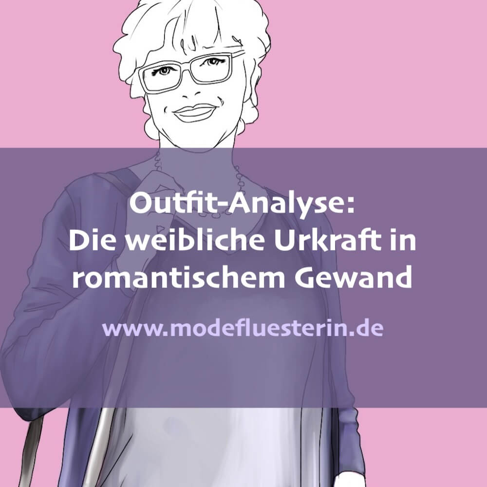 Outfit-Analyse: Romantischer Stil