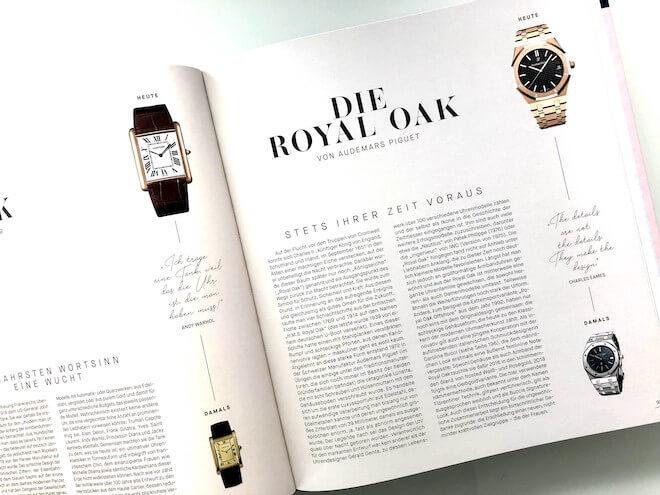Die berühmtesten Uhren der Welt