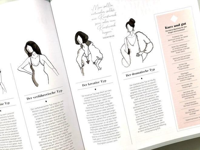 7 Stiltypen für Schmuck