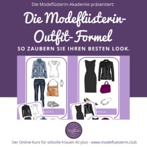 Modeflüsterin-oufit-Formel - So stylen Sie Ihren Traumlook!