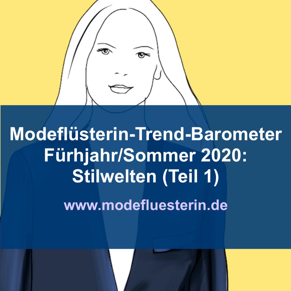 Modetrends Frühjahr/Sommer 2020 für Frauen über 40: Stilwelten (Teil 1)