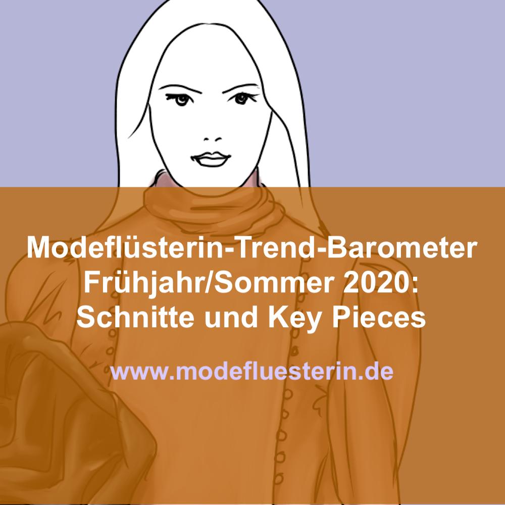 Modetrends Frühjahr/Sommer 2020 für Frauen über 40: Schnitte und Key Pieces (Teil 3)
