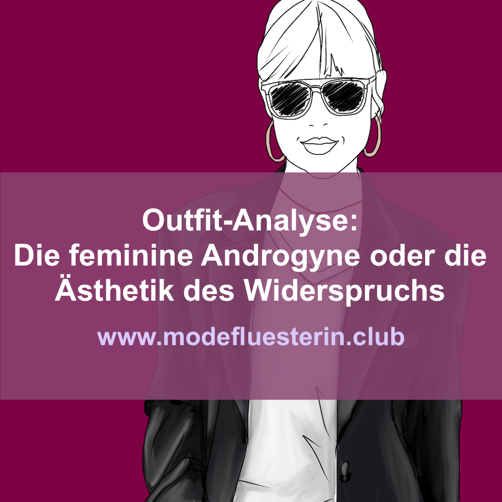 Lieblingstrend Oversize-Blazer Outfit-Analyse Diana