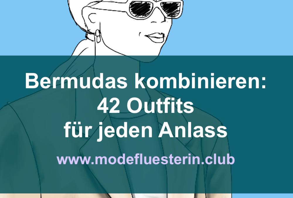 Bermuda-Shorts kombinieren: 42 Outfits für jeden Anlass