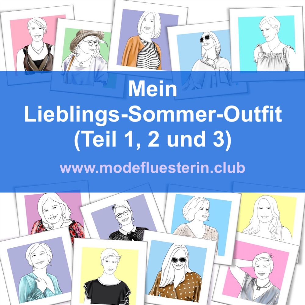 Lieblings-Sommer-Style ab 40
