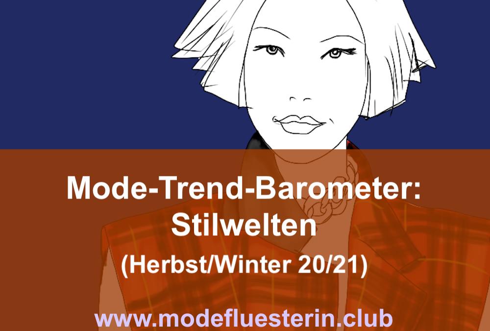 Modeflüsterin-Trend-Barometer Herbst/Winter 2020/21: Stilwelten (Teil 1)