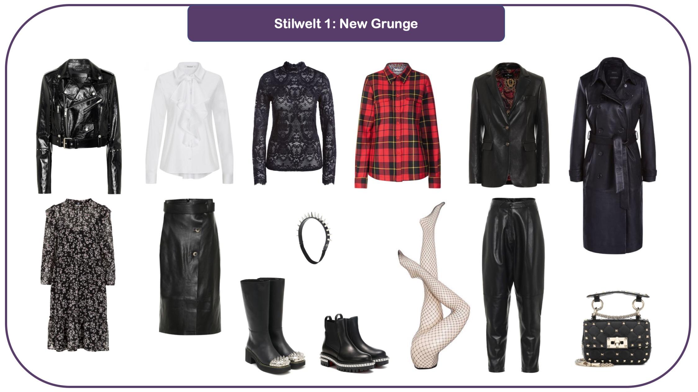 Modetrends für Herbst und Winter 20/21 - Stilwelt Grunge