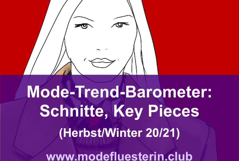 Modeflüsterin-Trend-Barometer Herbst/Winter 2020/21: Schnitte, Silhouetten und Key-Pieces (Teil 3)