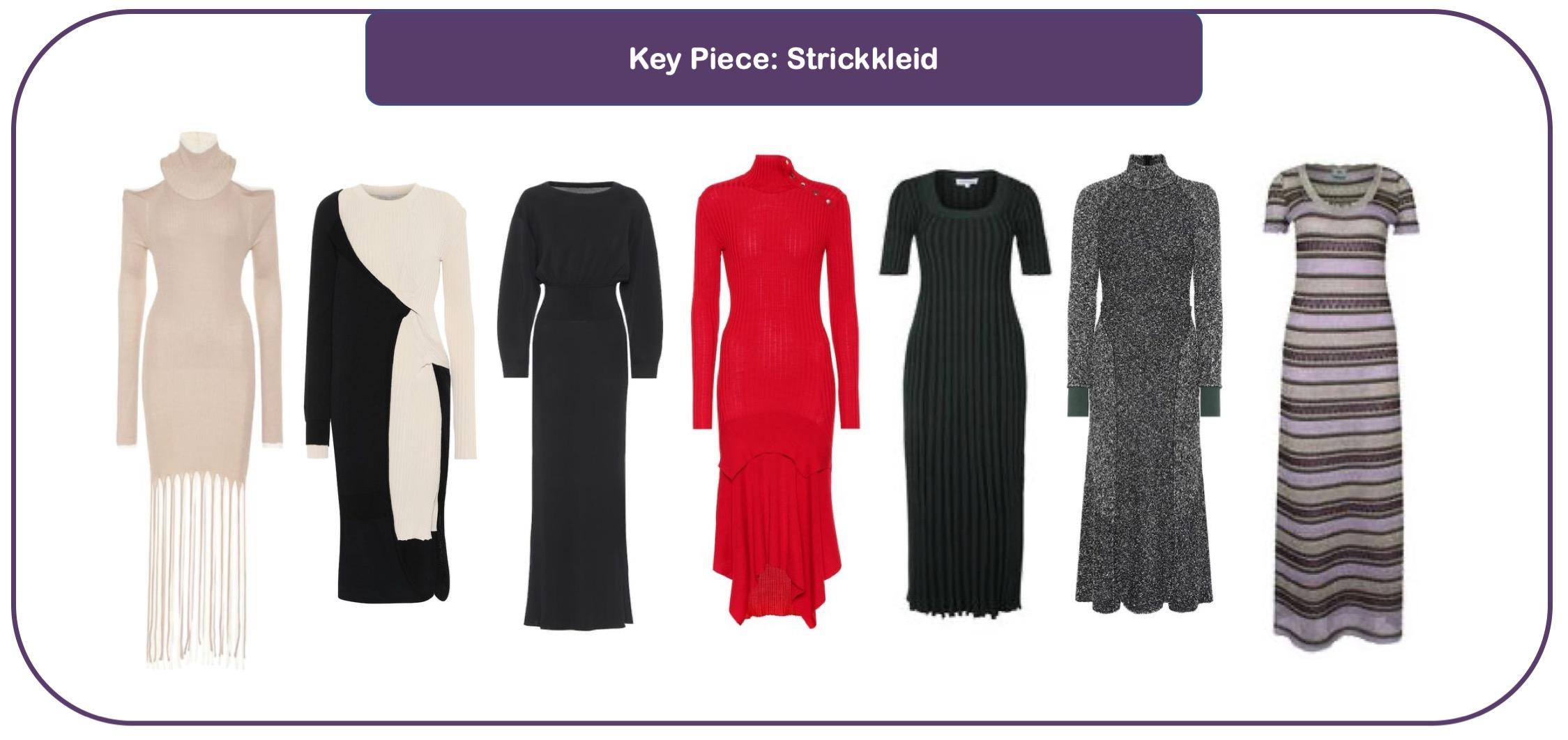 Key-Pieces Strickkleid für Hebst und Winter 20/21