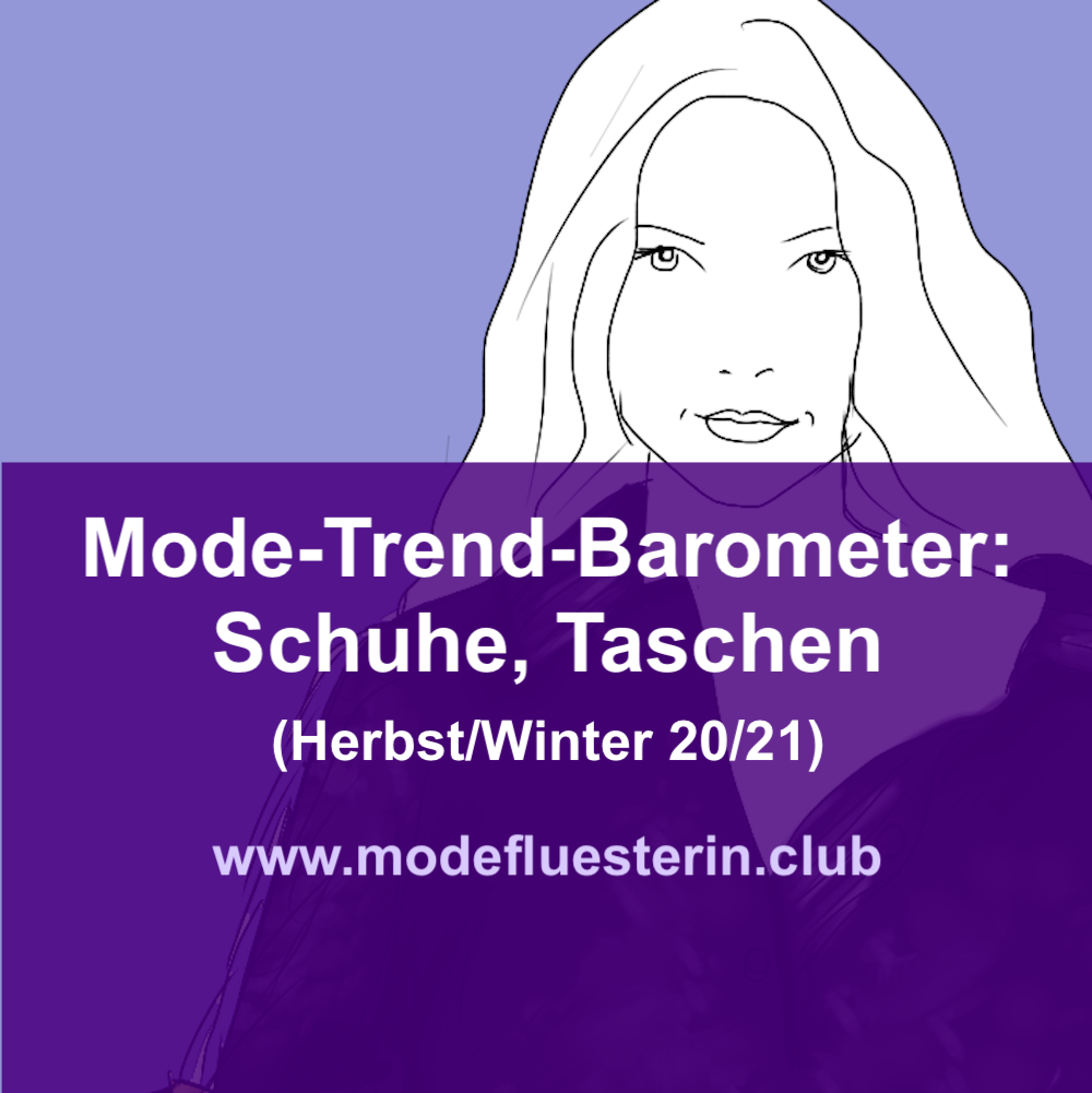Schuh- und Taschen-Trends für Herbst und Winter 20/21