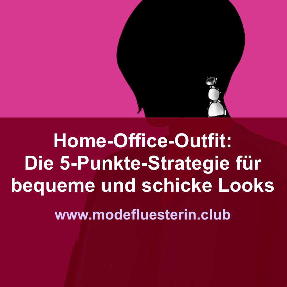 Home-Office-Outfit - Wie Sie bequeme und schicke Looks kombinieren