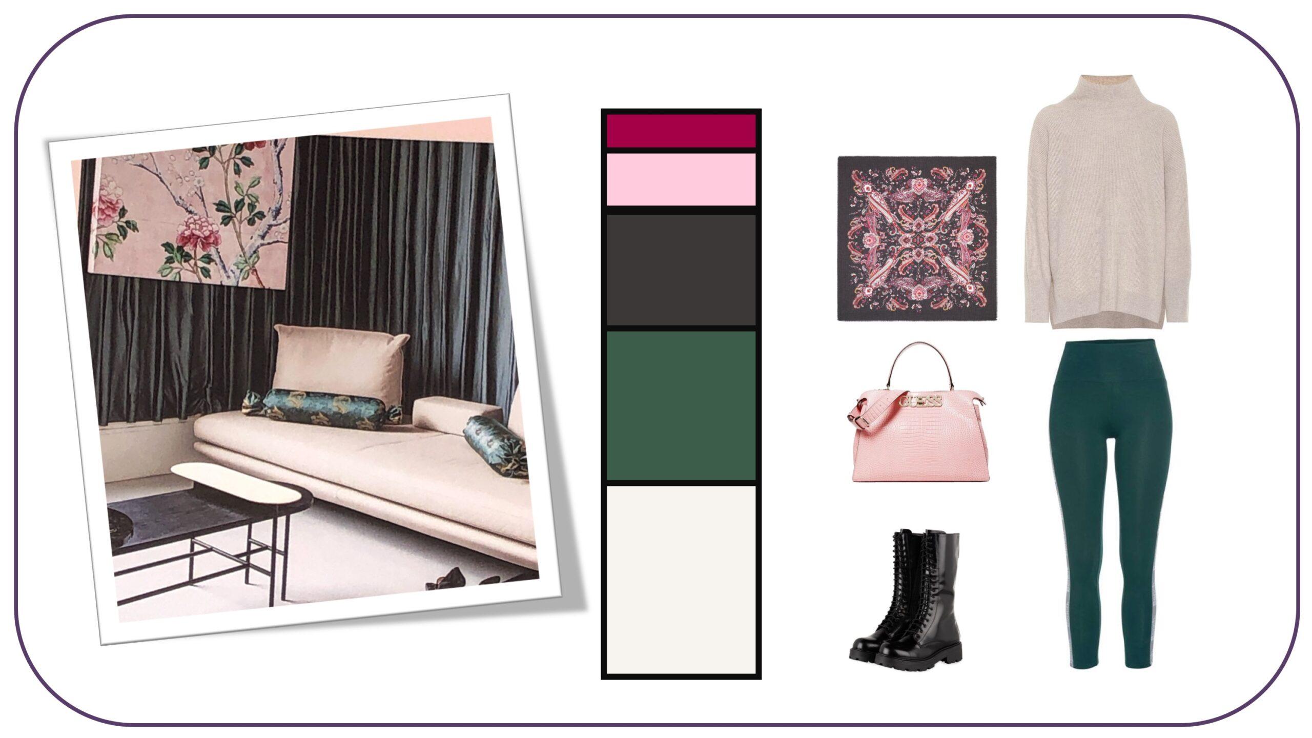 Stil-Inspiration für Mode