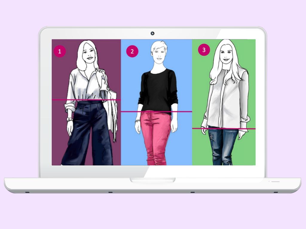 Stilreise Schritt 2: So optimieren Sie mit Farben Ihre Figur