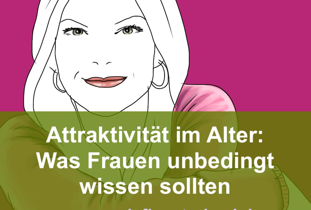 Attraktivität im Alter: Eine Bestseller-Autorin verrät, was Frauen ab 40 Jahren unbedingt wissen sollten*