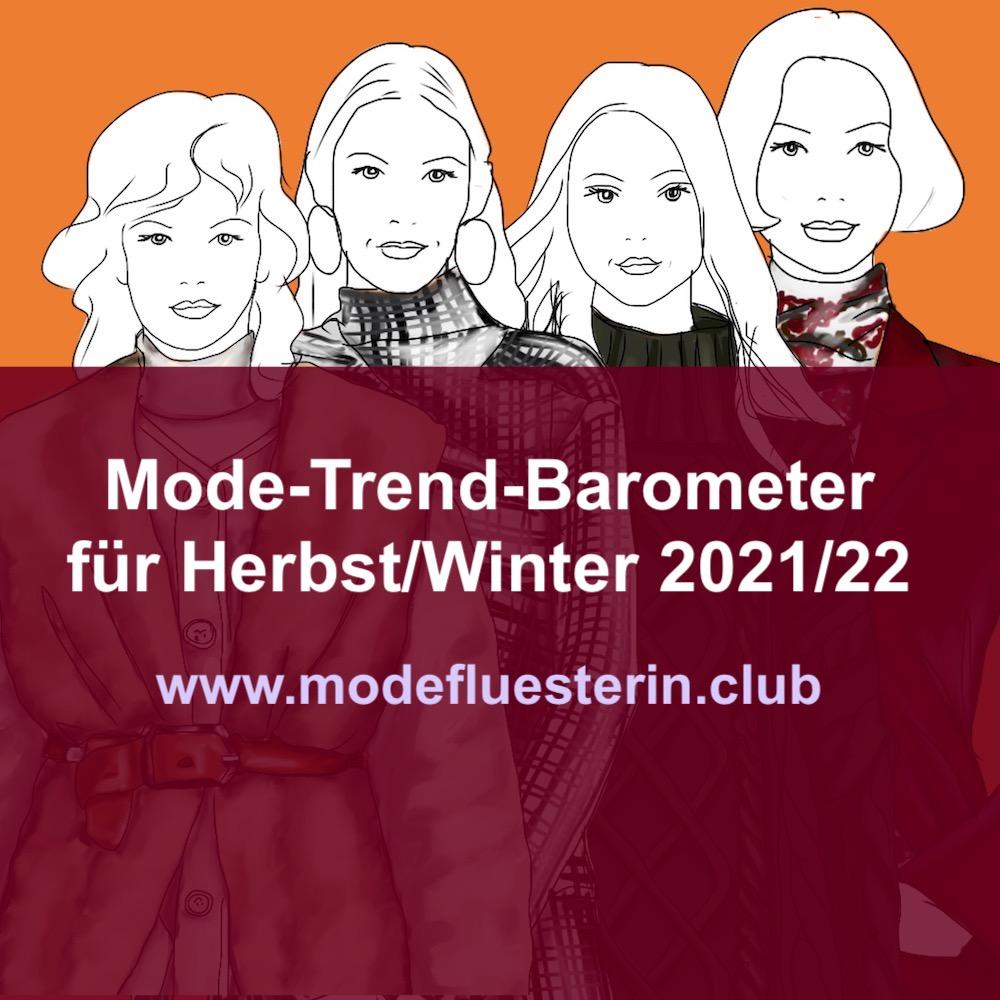 Modetrends für Herbst und Winter 2021/22: Teil 1 bis 4
