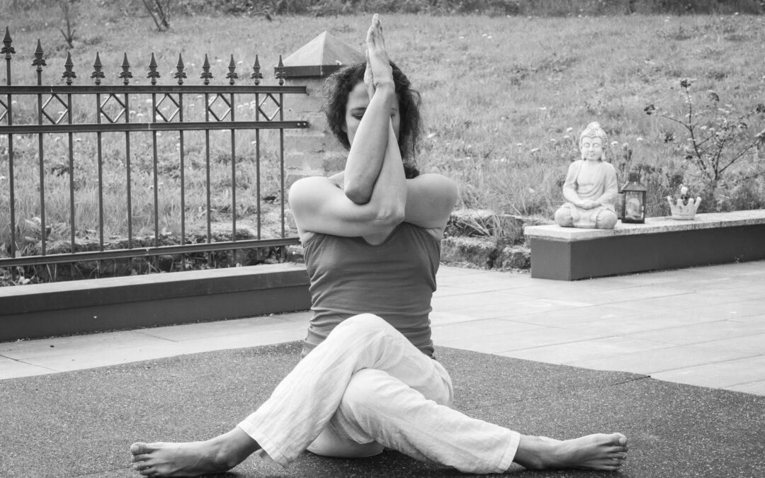 Yoga für den Schulter-Nackenbereich