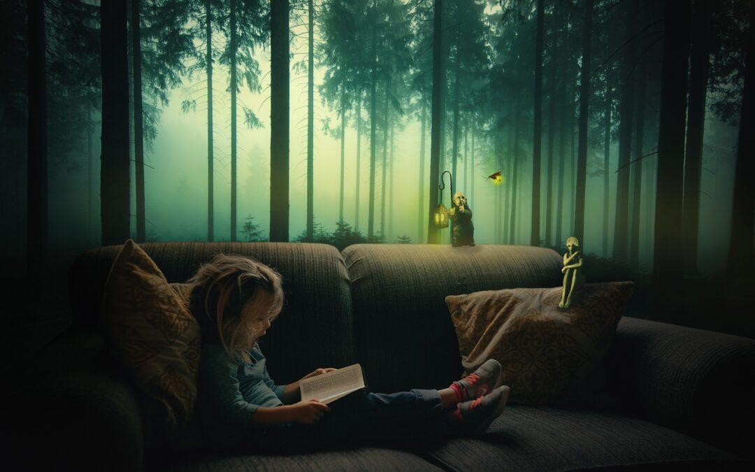Weltbild mit Büchern vermitteln