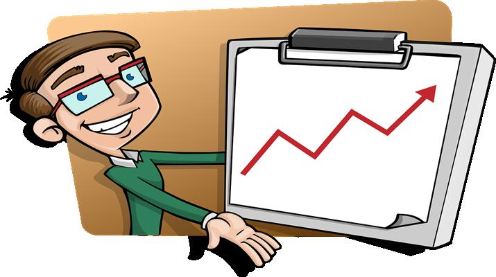 Das absolute no-go in Datenpräsentationen – Beachte die Regeln!