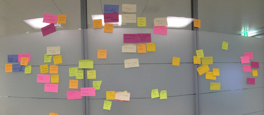 Den Untersuchungsrahmen eines JTBD-Projekts mit einer Job Map definieren