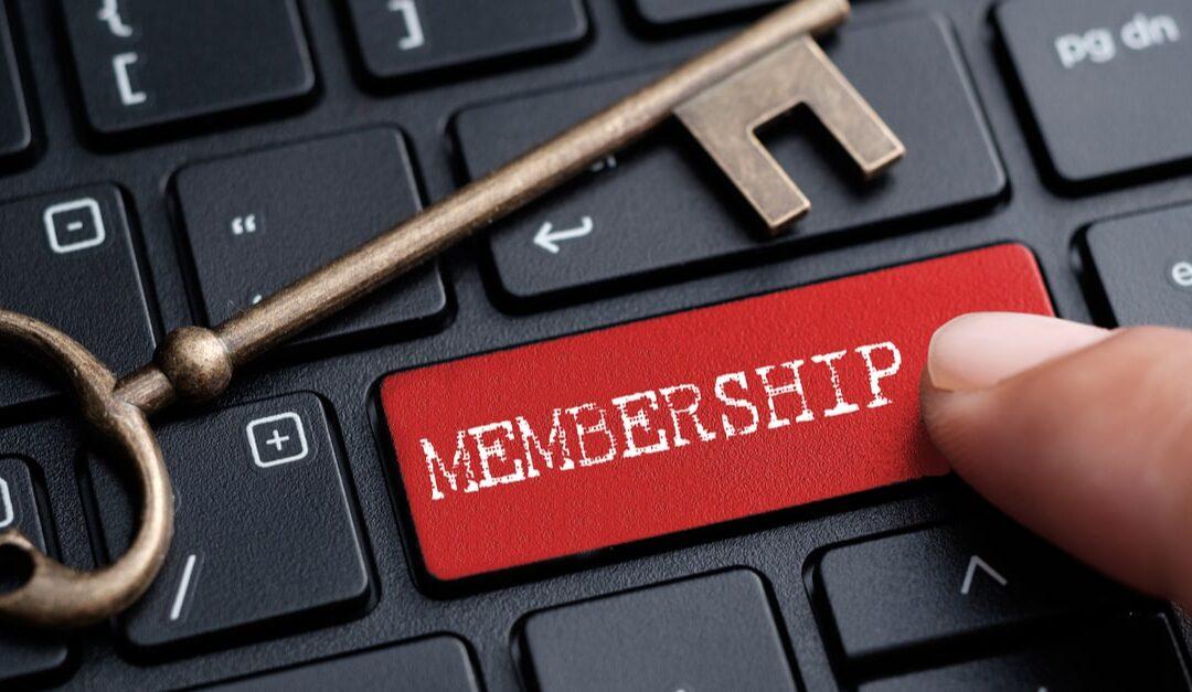 Einen Mitgliederbereich erstellen – so geht`s!