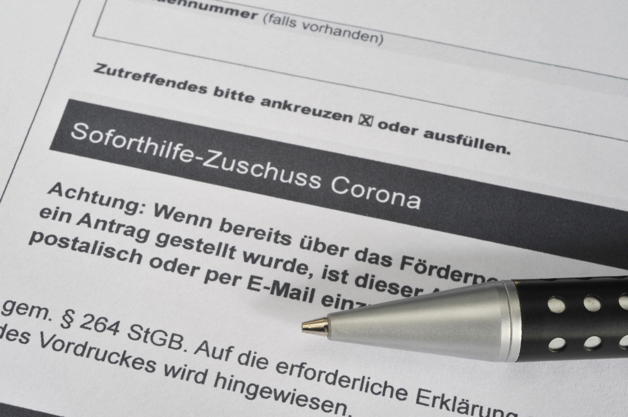 Überbrückungshilfe 3 ermöglicht die Erstattung von Kosten für die Digitalisierung