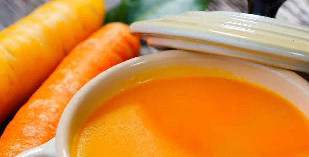 Moro'sche Karottensuppe bei Durchfall