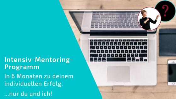 Intensiv-Mentoring-Programm