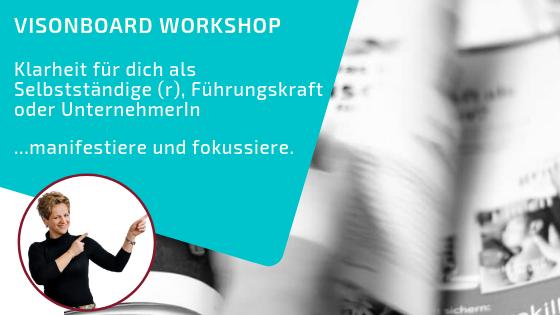 Lokale Visionboard-Workshops