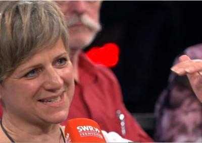 Iris-Weinmann-bei-Mal-ehrlich-Bürgertalk-mit-Florian-Weber