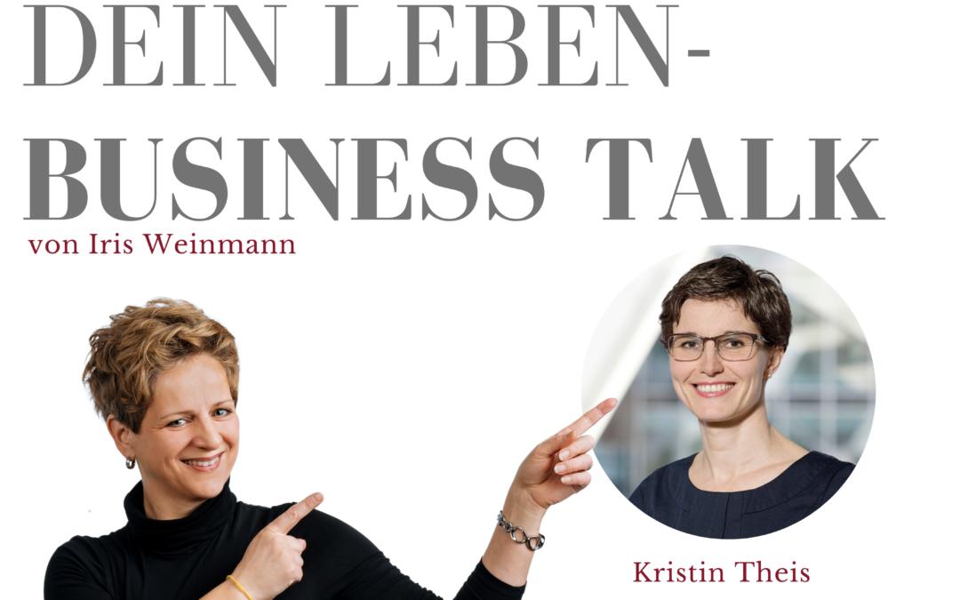 Warum sich Kristin Theis trotz Karrieremöglichkeiten für ein eigenes Business entschieden hat
