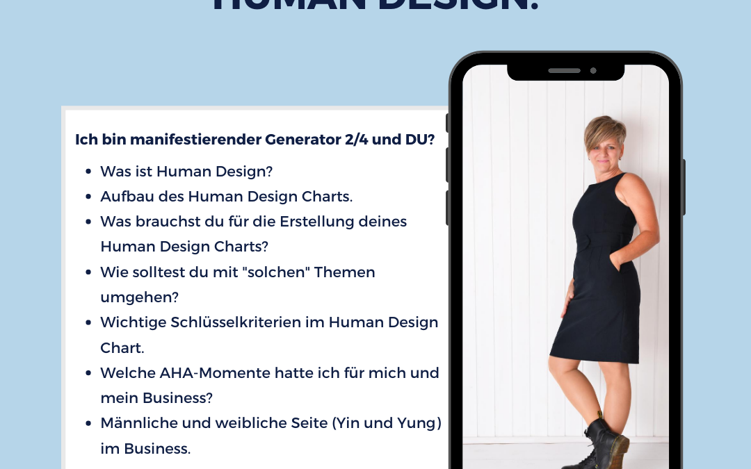#50 Business meets Human Design mit Alisha Belluga