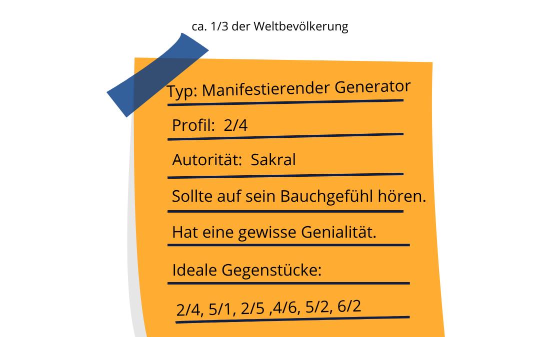 #51 Wie dich das Human Design System im Leben und im Business unterstützt – anhand des Manifestierenden Generators 2/4 erklärt