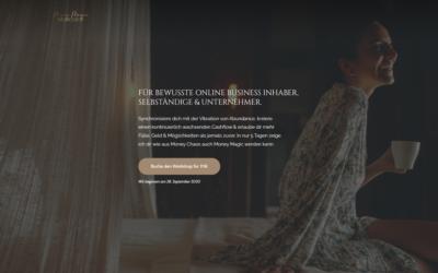 50 Affirmationen für dein positives Money Mindset von und mit Alisha Belluga