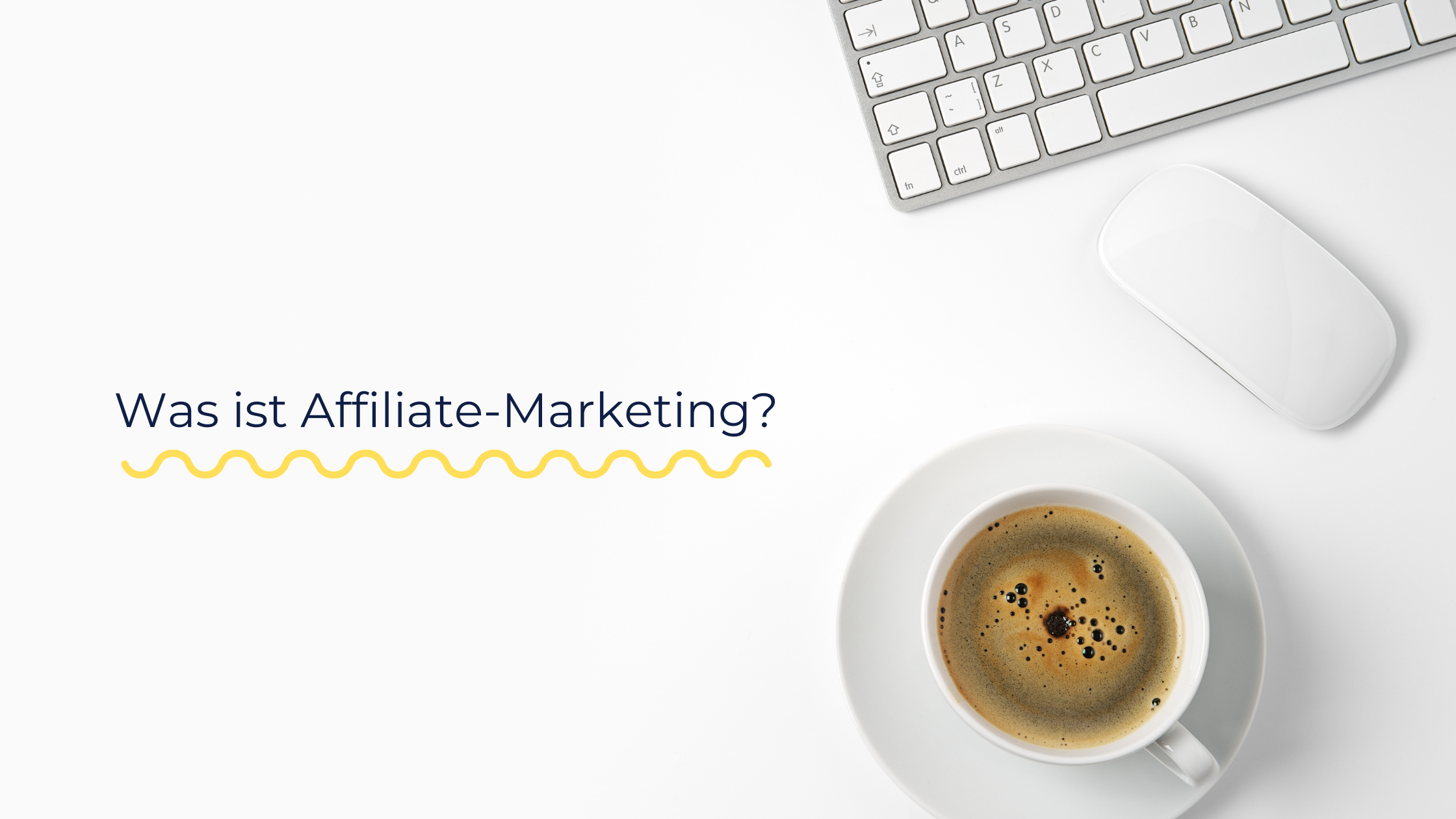 Was ist Affiliate-Marketing ?