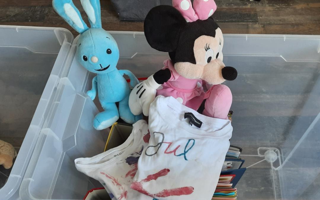 Eine Box für meine Kinder