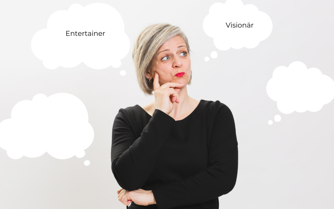 DISG Persönlichkeitstest – ich bin eine Gelbe –  und durch und durch Visionärin mit vielen Ideen