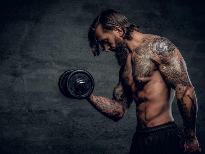 Intervallessen-Muskelverlust