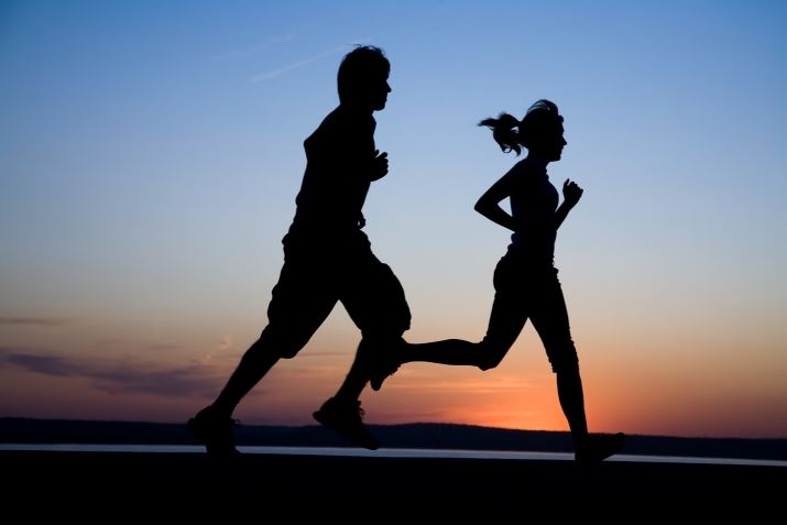 Jogging ungesundes Laufen