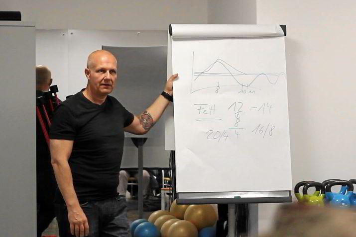 Körperfett reduzieren – leicht, gesund und schnell | Vortrag Ralf Gabler