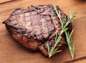 fleisch und intermittierendes fasten