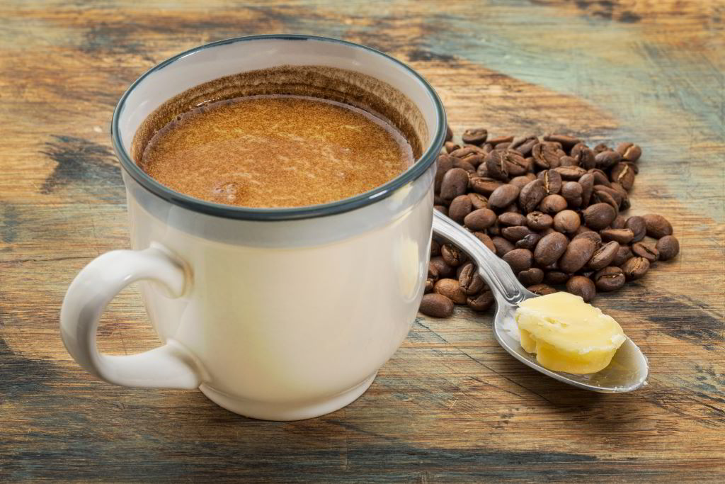 Ketogene Ernährung Bulletproof Kaffee