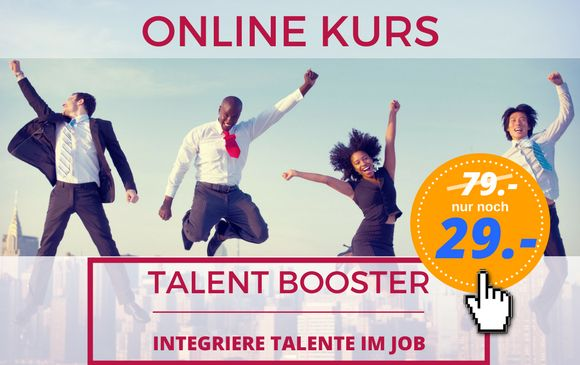 Talent Booster Preis OLK