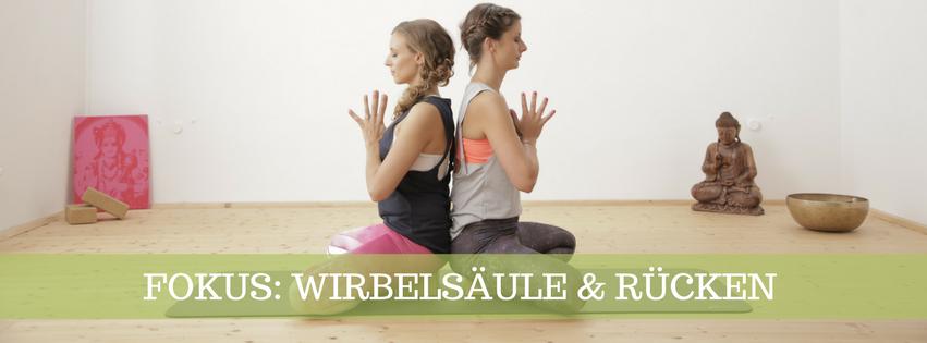 Yin & Faszien Flow – Fokus 1: Wirbelsäule und Rücken